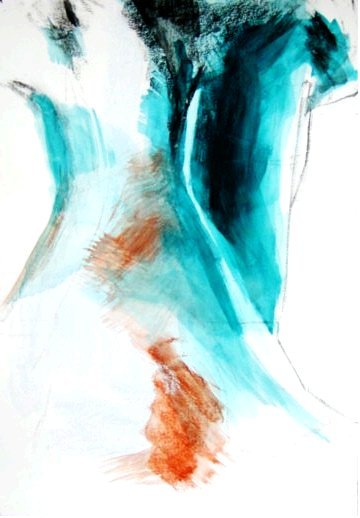 Body Fragment, 50 x 35 cm, 2006