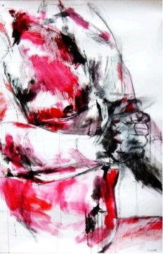 Nude II, 150 x 100 cm, 2006