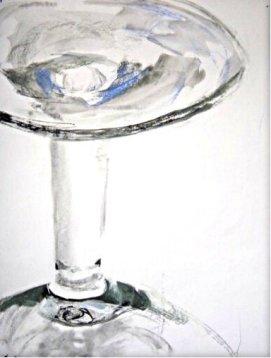 Poetry I, 70 x 50 cm, 2007