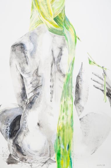 Nightmare, 173 x 115 cm, 2015