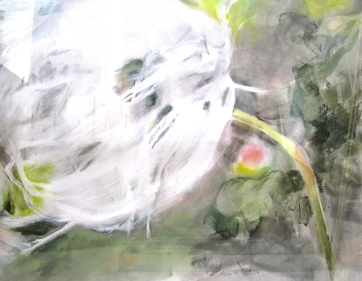 Tussock Cottongrass, 50 x 70 cm, 2014