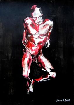 Eroticism, 54 x 38 cm, 2006