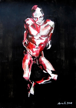 Eroticism, 54 x 38 cm, 2006
