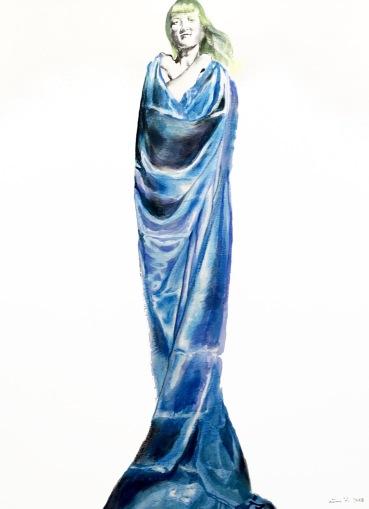My Garment I, 50 x 40 cm, 2018